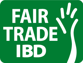 Fair Trade IBD certificate logo