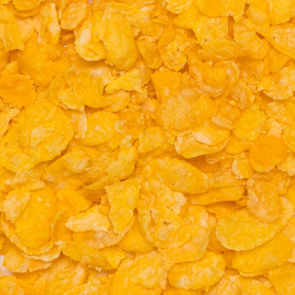 Corn flakes natural crunchy org. 15 kg