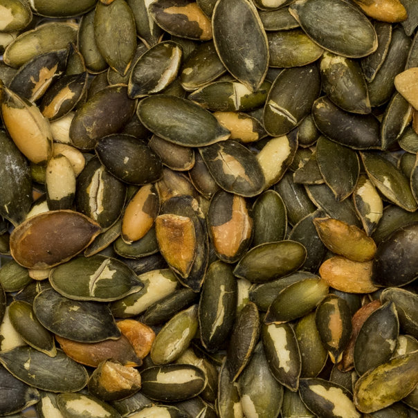 Pumpkin seed roasted org. 20 kg