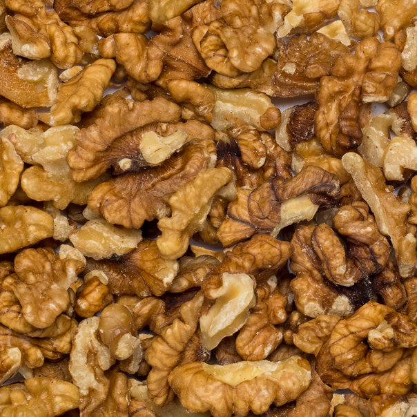 Walnuts light mix org. 10 kg