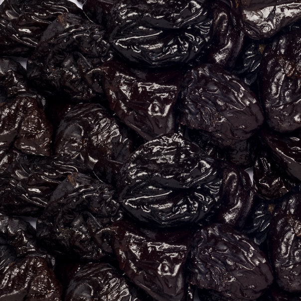 Prunes pitted org. 10 kg