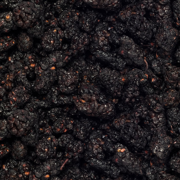 Mulberries black org. 10 kg