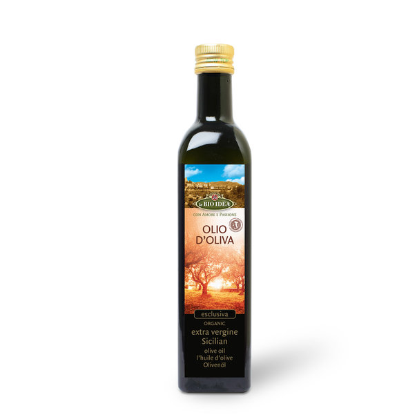 LBI Olive oil Exclusiva EV org. 6x500ml